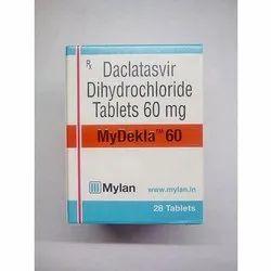 Mydekla Daclatasvir 60 Mg Tablet