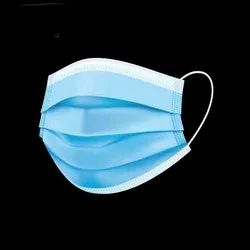 3 Ply Breathable Surgical Pollution Face Mask (Pack : 100 Pcs)