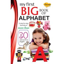 My First Big Book of Alphabet Different Books