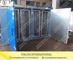 Cashew Borma Tray Dryer
