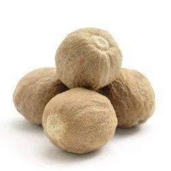 Round Dried Nutmeg