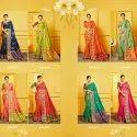 Banarasi Fancy Silk Saree