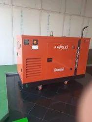 5 kVA Mahindra Diesel Generator, Single Phase