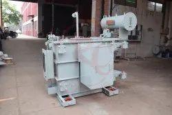 Oil Cooled Furnace Transformer