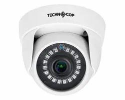Technocop Analog Camera Dome 2.4mp ECO, Max. Camera Resolution: 1920 x 1080, Camera Range: 20 to 30 m