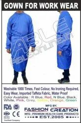 Able Times Washable Medical Gown For Work Wear
