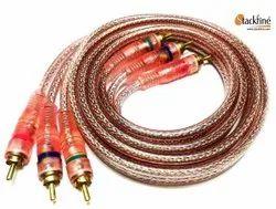 Stackfine 3RCA Heavy Duty Cable