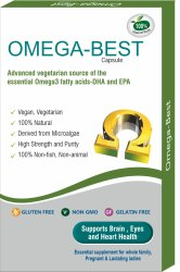 Omegabest Capsules, Packaging Type: Bottle