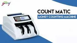 Currency Counting Machine- Godrej Count Matic