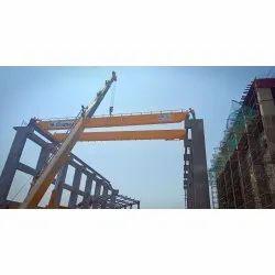 50 Ton Material Handling Crane