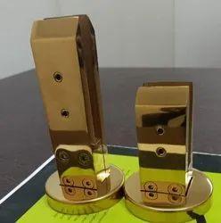 Golden Glass Spigot Multi-coloured