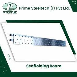 Blue Mild Steel Scaffolding Board, Dimension: Standard
