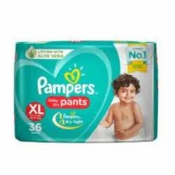 Pampers Dry Pant XL  36