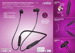 Artis C137 Wireless Bluetooth Earphone, Model Name/Number: BE990M