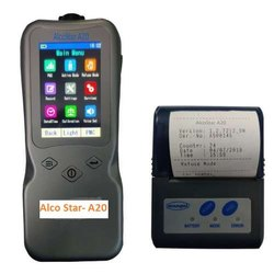 Breath Analyzer With Printer Alco Star -A20