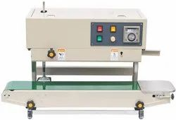 Continuous Band Sealer Vertical MS Model