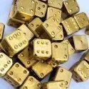 Brass Dice