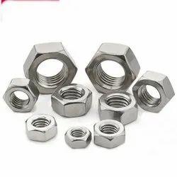 Mild Steel Drilling 7/16 Hex Nut