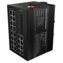 Industrial Managed Gigabit 24Port PoE Switch