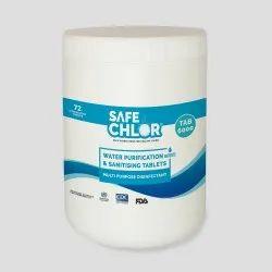 Toilet And Bath Room, Odor Control Sanitation Tablets
