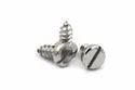 SLOTTED PAN HEAD SELF TAPPING SCREWS