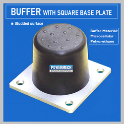 Buffer With Base Plate