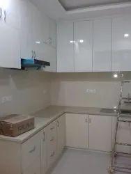 Italian Modular Kitchen Manufacturer, Work Provided: Wood Work & Furniture