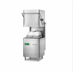 Hood Type Dishwasher Washmax by Silanos