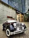 Classic Rolls Royce Battery Operated Ride On Car