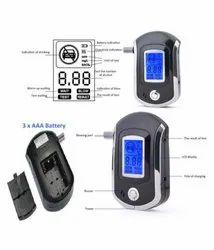 Alcohol Breath Tester Breathalyzer AT-6000