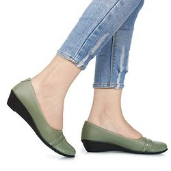Deeanne London Women's (DN-78) Strip Green Bellies