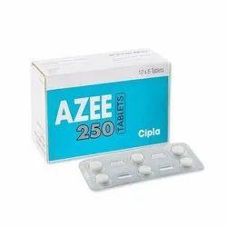 Azee 250 mg Azithromycin Tablets