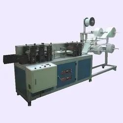3 Layer Face Mask Making Machine in Ahmedabad