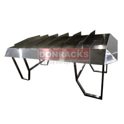 Stainless Steel Vegetable Heaper