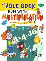 Table Book Fun With Multiplications