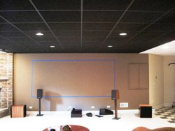 Acoustic Ceiling Panel Service