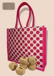 Eco Friendly Jute Shopping Bags