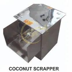 SS Coconut Scraper