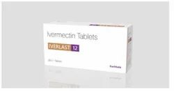 Iverlast Ivermectin 12mg Tablets