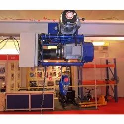 Flame Proof Wire Rope Electric Hoist