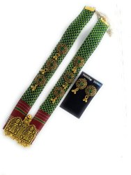 Green Khun Fabric Set