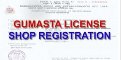 Consultant Industrial Gumasta Licence, In Maharashtra
