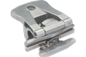 Artos Stenter  Combined Pin Clip With Roller Feeler