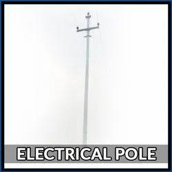 Mild Steel Electrical Pole