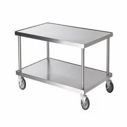 Stainless Steel Hospital Table