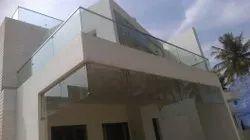 Glass Wall Hanging