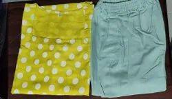 Suman Tex Party Wear Ladies Printed Rayon Kurti With Palazzo, Size: XL, Wash Care: Handwash