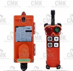 F24-4S Radio Remote Control System