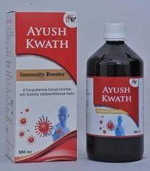 500ml Ayush Kwath Syrup