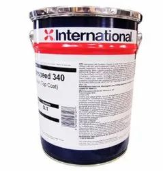 Akzo Noble High Gloss Interspeed 340 Antifouling Paints, Liquid, Packaging Size: 20 Lt
